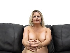 Big Titty MILF Gets Fucked and Creampied