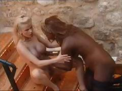 Gina Wild With a difficulty addition be fitting of Ebony Pussy